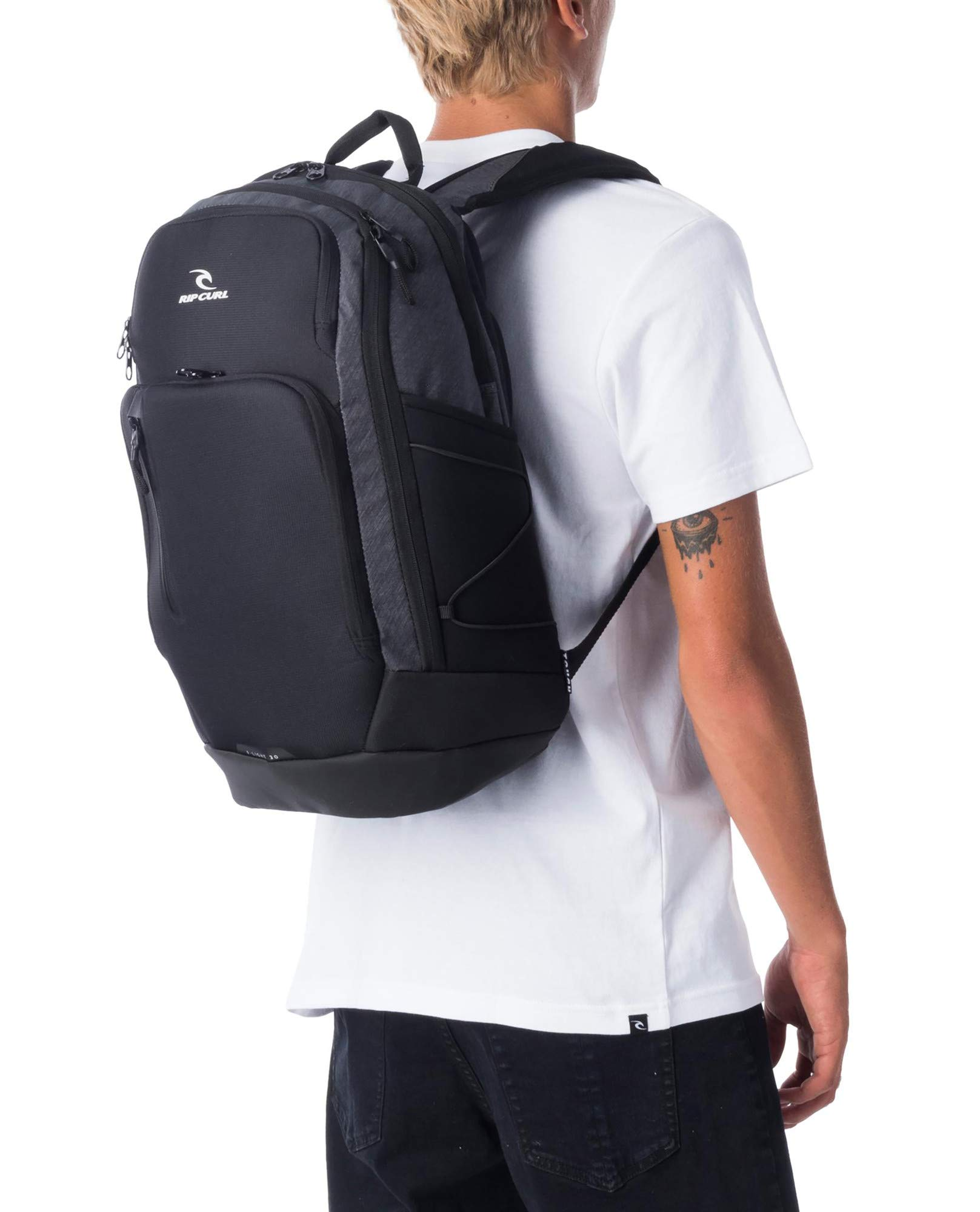 RIP CURL Backpack Mochila de Viaje,Ultraligera,Compartimento Acolchado para port/átil