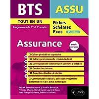 BTS Assurance: Tout en un 1re et 2e années