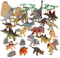 Animal Planet Crystal Dream Big Tub of Dinosaurs