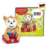 tonies 01-0167 - Figuras de audición para Caja Toniebox: Bobo en el pediatra + 7 consecuencias adicionales, Aprox. 46 Minutos