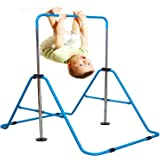 Jolitac Barres de Gymnastique Extensibles pour Enfants - Hauteur réglable - Barres Horizontales Pliables - pour Enfants