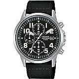 Pulsar orologio Uomo Analogico Al quarzo con cinturino in Nylon PM3175X1