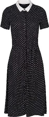 Vive Maria My Italian Love Dress Black/Allover