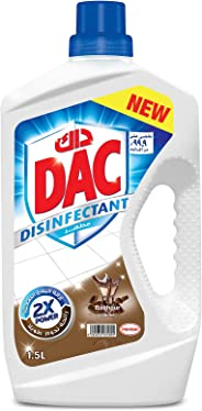 DAC Disinfectant Bakhour Liquid Cleaners, 1.5 Liter