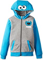 Puma Kinder Sesame Street Sweat Jacket Jacke