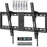 Eono by Amazon - Soporte TV Pared Inclinable, Soporte de Televisión para Muchos 37-70 Pulgadas LED, LCD, OLED y Plasma Televi