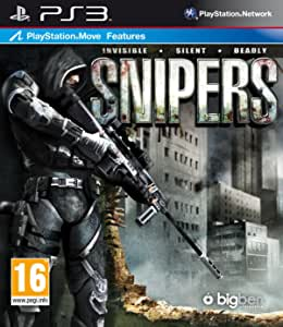 SNIPERS : Invisible. Silent. Deadly
