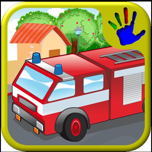ABC prescolare auto camion e motore collegare il Dot Puzzle - insegna ai bambini le lettere numeri e conteggio adatto per bambini piccoli e bambini scuola materna