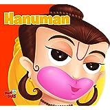 Cutout Board Book: Hanuman(Gods,Goddesses and Saints) (Cutout Books)