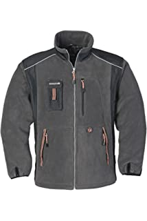 terratrend job jacke fleece