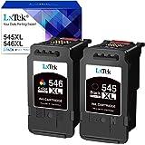 LxTek PG-545XL CL-546XL Sostituzione per Canon 545 546 XL Cartucce d'inchiostro per Canon Pixma MX495 MX490 iP2850 iP2840 MG2