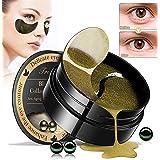 Protège-yeux, Masque Pour les Yeux, Patch Pour les yeux, Masque pour les yeux au collagène, Tampons anti-âge