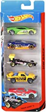 Hot Wheels 3 Car Gift Pack (Styles May Vary) (Free Gift Included)