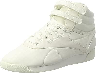 Reebok Damen Freestyle Hi Lux Txt Hohe Sneaker