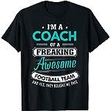 Football Coach Football Team Coach T-Shirt