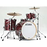 TAMA PR32RZS-ROY - STARCLASSIC PERFORMER B/B 3 SHELLS 22/12/16 OHNE HARDWARE RED OYSTER