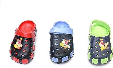 PORTMAP Crocs Kids (Unisex) Indoor Outdoor use| Children 3Yr. – 5 Yr Soft Cushion Anti-Skid