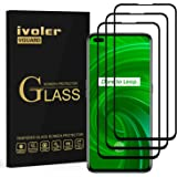 iVoler 3 Pezzi Pellicola Vetro Temperato per Oppo Realme X50 PRO 5G, [Copertura Completa] Pellicola Protettiva Protezione per