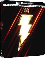 Shazam! [4K Ultra HD SteelBook]