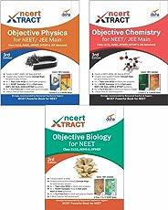 NCERT Xtract – Objective Physics, Chemistry, Biology for NEET, Class 11/ 12, AIIMS, JIPMER