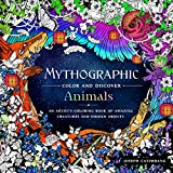 Mythographic Color and Discover Animals - An Artist's Coloring Book of Amazing Creatures and Hidden Objects