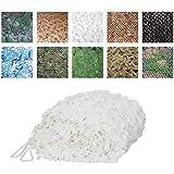 Camouflage Net Wit 2x3 2x4 3x3 2x6 3x4 3x5 2x8 4x4 3x6 4x5 4x6 5x5 5x6 6x6 Meter Voor Jagen Wildlife Fotografie Zonnebrandcrè