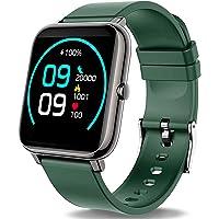 Popglory Smartwatch, Fitness Tracker mit Blutdruckmessung Fitness Armbanduhr mit Pulsuhr Schlafmonitor IP67 Wasserdicht…