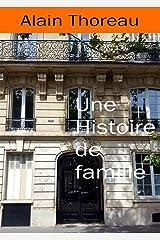 Une histoire de famille (French Edition) Versión Kindle