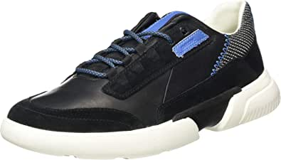 Geox U Smoother A, Baskets Homme