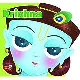 Cutout Board Book: Krishna(Gods,Goddesses and Saints) (Cutout Books)