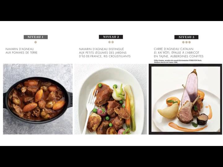 Le grand cours de cuisine ferrandi l 39 cole - Cours de cuisine ferrandi ...