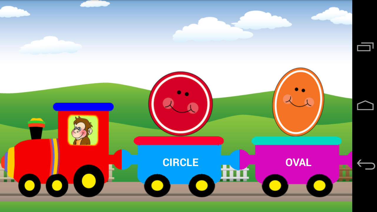 Shapes Train For Kids Amazon Co Uk Appstore For Android