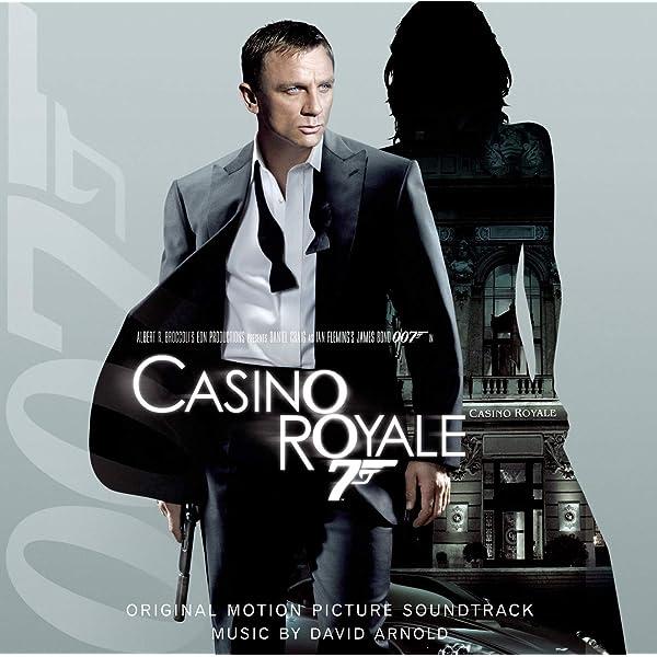 Джеймс бонд казино рояль скачать песню казино играет с психологией