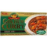 S&B Golden Curry : Préparation pour Curry (Moyennement Épicée) 240g