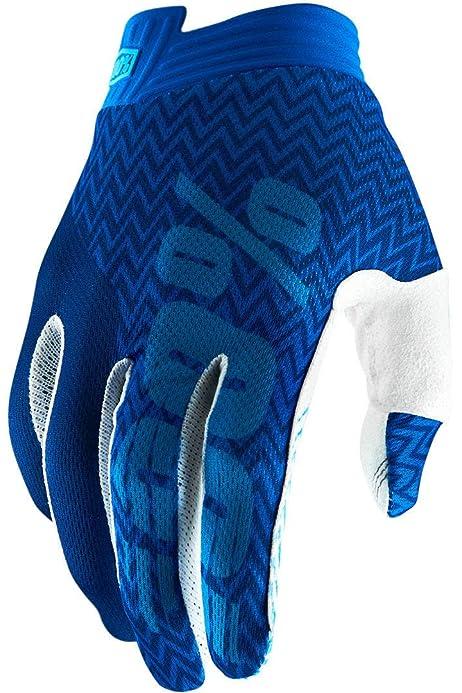 Blue//Navy X-Large 1002I|#100/% Men Itrack 100/% Glove Gloves