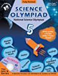 National Science Olympiad - Class 5  with CD: Theories with Examples, Mcqs and Solutions, Previous Questions, Model Test...