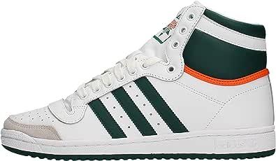 adidas Top Ten High Sneaker Bianca da Ragazzo EF2516