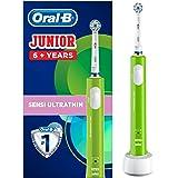 Oral-B Junior 6+ Jaar Groen Oplaadbare Elektrische Tandenborstel