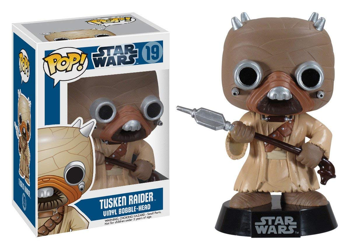 Funko Pop Morador de las Arenas (Star Wars 19) Funko Pop Star Wars