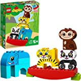 LEGO DUPLO My First Balancing Animals Building Blocks for Kids (15 Pcs)10884