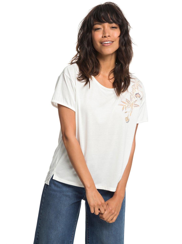 Roxy Cruz Life B – Camiseta para Mujer ERJZT04382