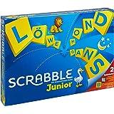 Scrabble Junior, Jeu de Société et de Lettres pour enfants dès 6 ans, version allemande, Y9670