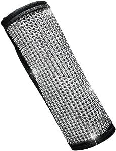 Bling Bling Auto Shift Gear Abdeckung Glanz Kristall Auto Knob Gear Stick Protector Diamant Auto Dekor Zubehör Für Frauen Musikinstrumente