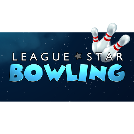 League Star Bowling - Shuffleboard-pins