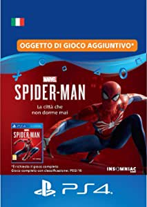 Marvel's Spider-Man: The City that Never Sleeps   Standard Edition   Codice download per PS4 - Account italiano