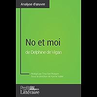 No et moi de Delphine de Vigan (Analyse approfondie): Approfondissez votre lecture des romans classiques et modernes…