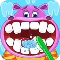 Kinderarzt: Zahnarzt.