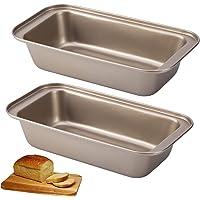 Libara Toast Bakeware - Ustensiles de Cuisson avec Revêtement Antiadhésif, Moule à Pain en Acier au Carbone Lourd, Boîte…
