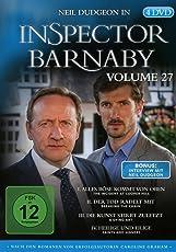 Inspector Barnaby, Vol. 27 [4 DVDs]