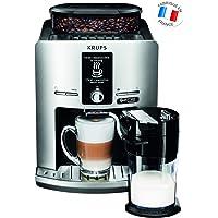 KRUPS ESPRESSERIA LATT ESPRESS SILVER Machine à café à grain Machine à café broyeur grain Cafetière expresso Machine à…